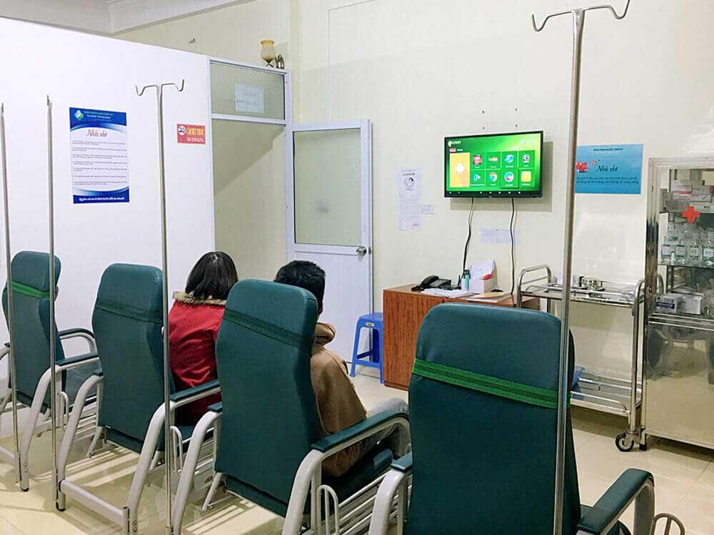 Phòng chờ phòng khám thành đô