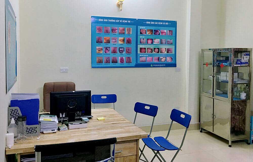 Phòng khám bệnh phòng khám thành đô