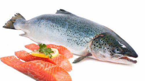 đau tuyến tiền liệt nên ăn cá hồi