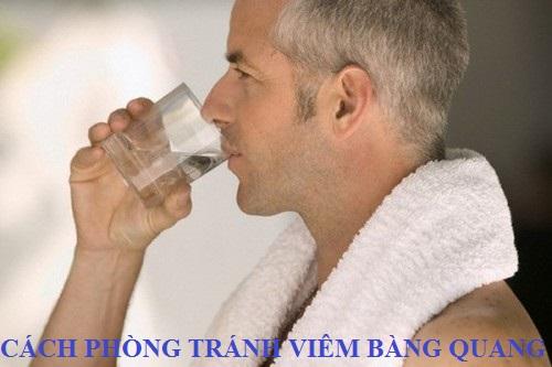 Cách phòng tránh bệnh viêm bàng quang