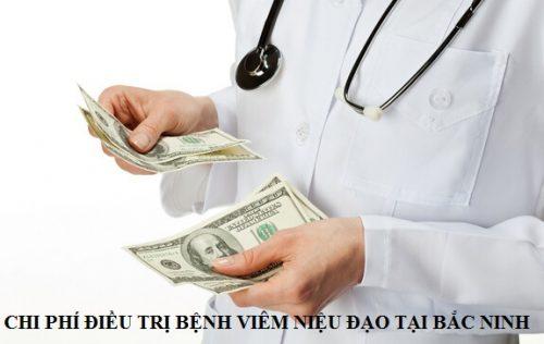 Chi phí chữa viêm niệu đạo tại Bắc Ninh