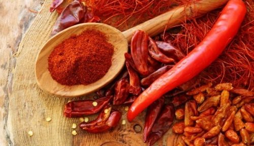 đau tuyến tiền liệt nên kiêng ăn thực phẩm cay nóng