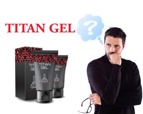 Titan gel là gì? Titan gel có tăng kích thước dương vật thật không?